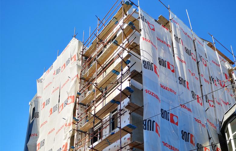 stambeni objekat ćirila i metodija niš varing izgradnja doo